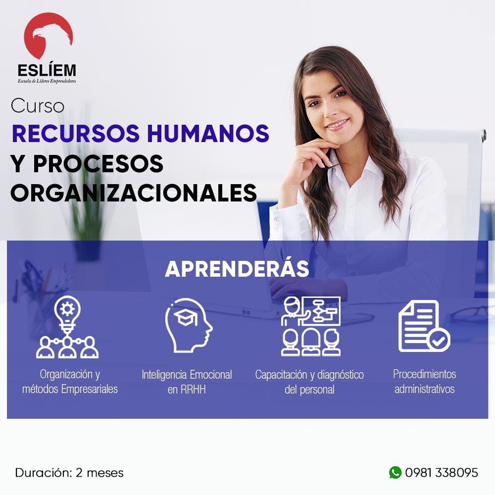 Recursos Humanos y Procesos Organizacionales
